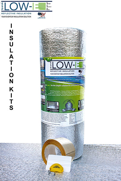48 Quot X 25 Insulation Roll Low E Ssr Products