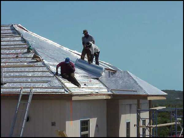 Roofing Insulation Application Esp 174 Low E Northeast