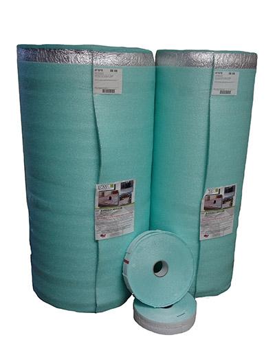 Low e slab shield insulation esp low e northeast for Concrete wall insulation wrap