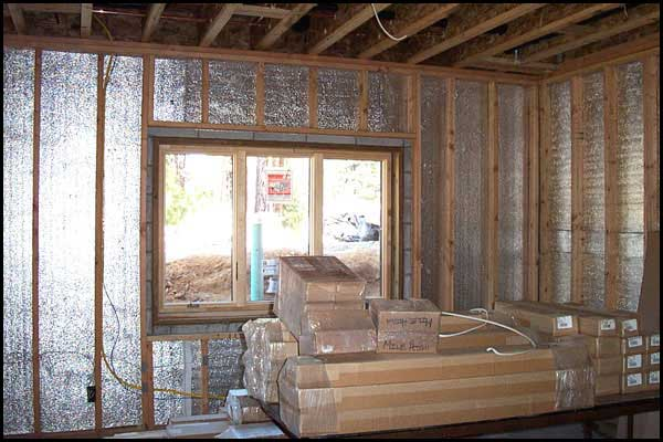 Walls And Ceilings Insulation Applications Esp 174 Low E